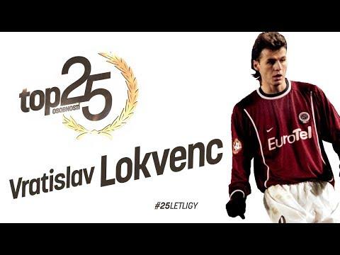 TOP 25 osobností: Vratislav Lokvenc