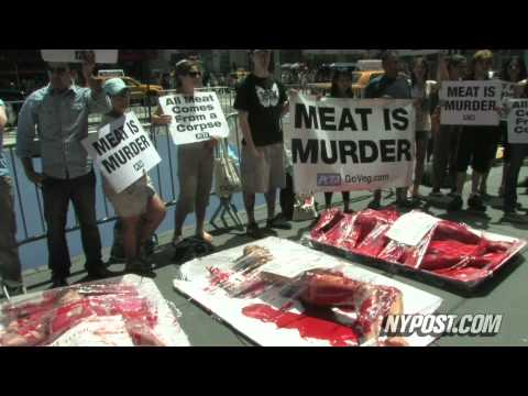 Human meat packages new york post youtube