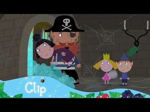 Ben and Holly's Little Kingdom - Redbeard Saves The Party!