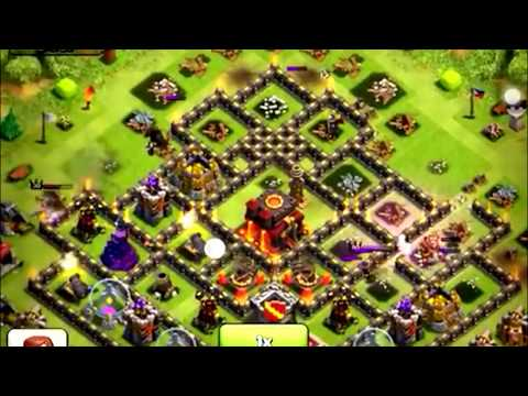 clash of clans jorge yao enemy inferno tower new update