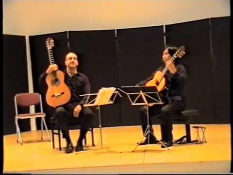 Duo Hara Goldberg: Los 4 Muleros