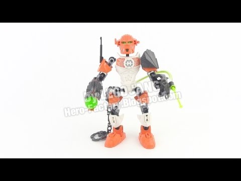 Hero Factory Nex review (Breakout wave 2)