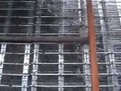 high rise building construction.wmv
