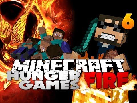 Minecraft Hunger Games Catching Fire 6 - PENTA KILL