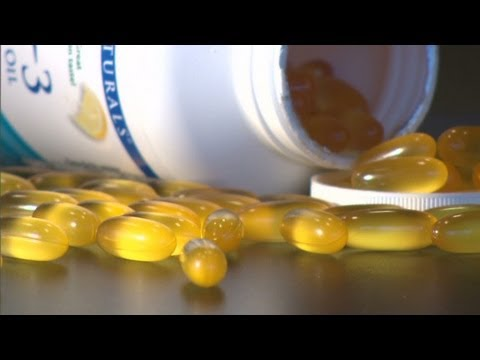 New study suggests fish oils may not increase heart health (Sept. 2012)
