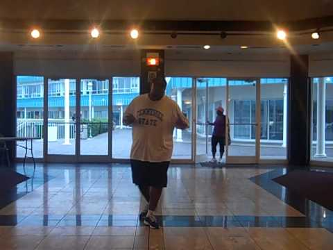 Freak Beat Hustle Line Dance Instructional
