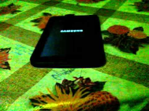 Samsung Galaxy Tab GT P1010: Como Formatar