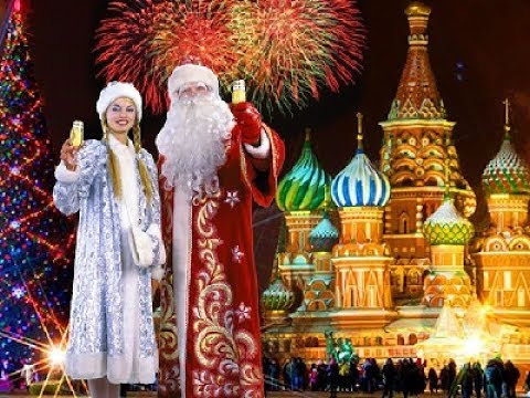 Moscow's Journey to Christmas Fest 2016 the biggest X-mas festival of the world