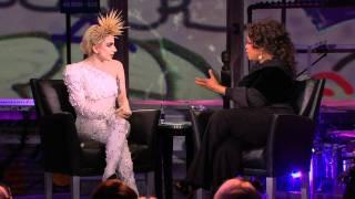 Lady Gaga - Oprah Winfrey Show Interview 1 (01.15.10)
