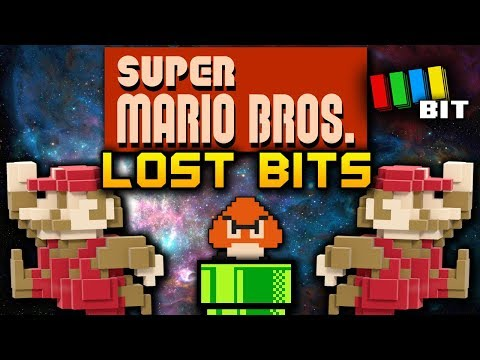 Download Super Mario Bros. LOST BITS | Cut Content and Unseen Secrets [TetraBitGaming] Mp4 baru