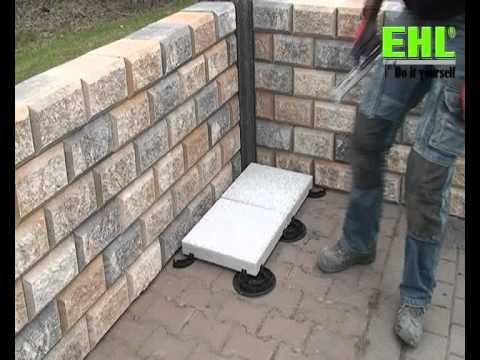 terrassenfliesen videolike. Black Bedroom Furniture Sets. Home Design Ideas