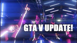 Rockstar Finally Reveals New GTA 5 DLC! (Release Date Update!)