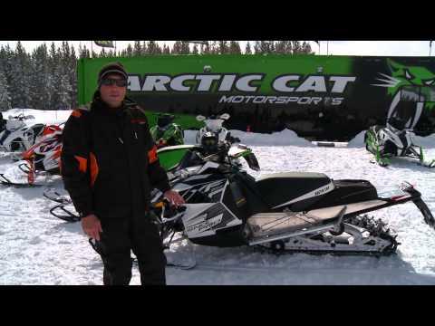 Arctic Cat Pro Climb Segment 2013