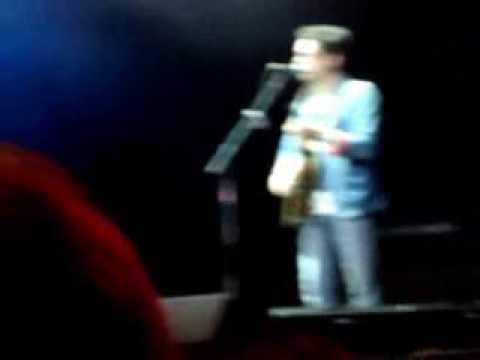 John Mayer - Free Fallin' (São Paulo, 19/09/2013)