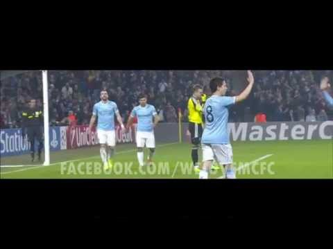 Alvaro Negredo - THANKYOU BEAST - Manchester City