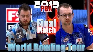 2019 Bowling - World Bowling Tour Men Final