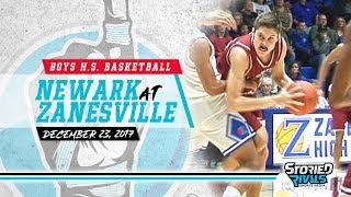HS Basketball   Newark at Zanesville [12/23/17]