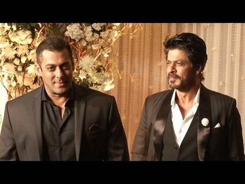 Salman Khan, Shah Rukh Khan and more at Karan Singh Grover-Bipasha Basu Wedding Reception | Part 3