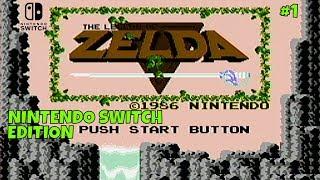 WHERE IT ALL BEGAN [#1] LEGEND OF ZELDA NES