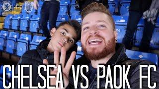 GrinGOL - Chelsea vs Paok FC - Europa League - 29/11/2018