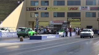 BIG H RACING AT DAY OF THE DRAGS SYDNEY DRAGWAY 29.3.2015