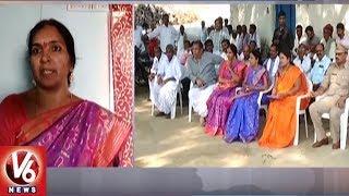 Deputy Speaker Padma Devender Reddy Participates In Ugadi Celebrations At Medak