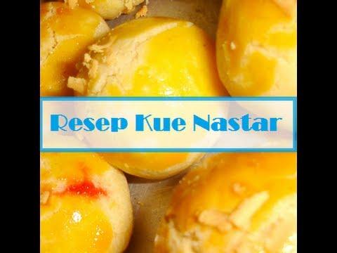 RESEP KUE NASTAR - YouTube