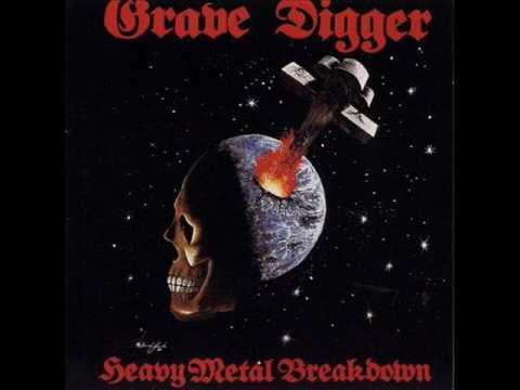Grave Digger - We Wanna Rock You