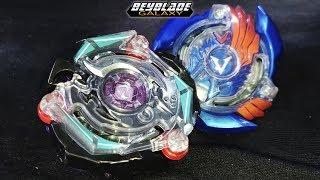 Kinetic Satomb .2G.Lp vs Victory Valtryek .B.V - [Beyblade Burst Hasbro - ベイブレードバースト]
