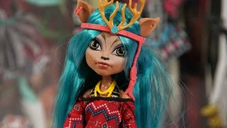 Monster High - Isi Dawndancer - Brand-Boo Students - DJR52 CJC61 - Recenzja