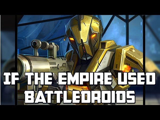 If The Empire Used Droids Star Wars Rethink