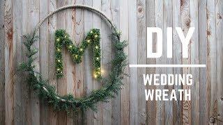 Download Lagu DIY WEDDING DECOR : GORGEOUS WEDDING WREATH Gratis STAFABAND