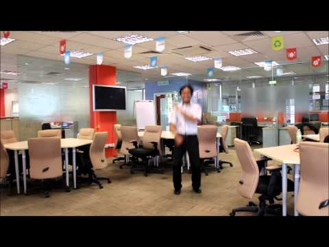Happy Cyberjaya Pharrell Williams - Happy Parody