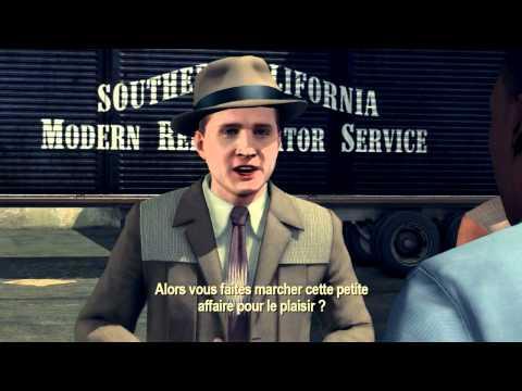 Série de Gameplay de L.A. Noire : Enquêtes et Interrogatoires