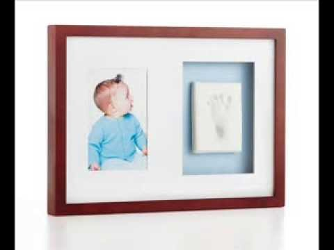 Babyprints Keepsake Wall Frame