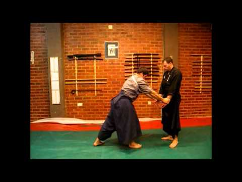 Ogawa Ryu - Aikijujutsu January Training by Uchideshi José A. Tola Image 1