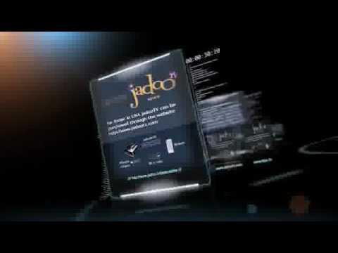 Jadootv  Online television