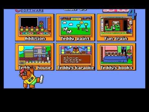 fun school 4 - for under 5s intro for Amiga