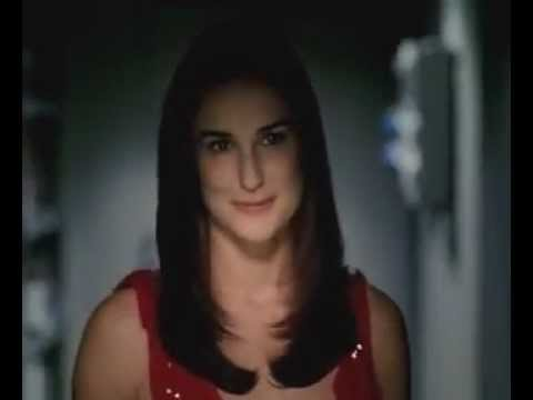 Demi Moore - Freixenet advertising