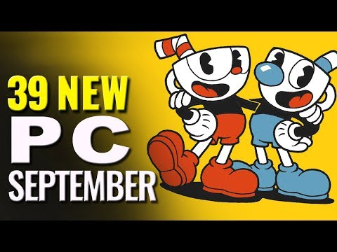 PC Playscore Scoop September 2017 | 39 Best New PC games reviewed