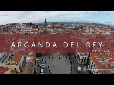Arganda del Rey en FITUR 2018