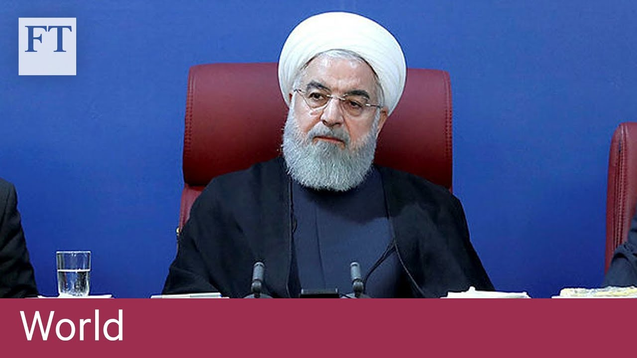 Rouhani remains defiant on US sanctions