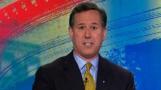 Santorum to Trump: You could be good President if ...