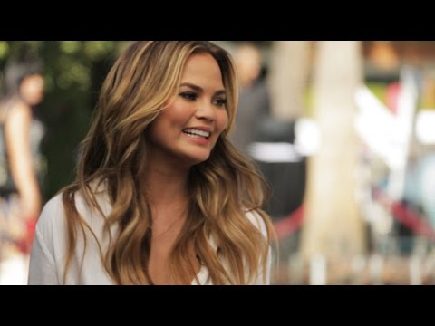 Why John Legend and Chrissy Teigen are the 'King and Queen' of Throwing a BBQ!