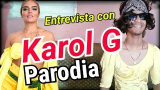 Karol g ft Anuel AA - secreto , culpables (parodia)