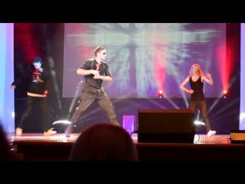 Театр танца ALEXIS Большой куш + Полиция будущего  проект Лицедеи Live