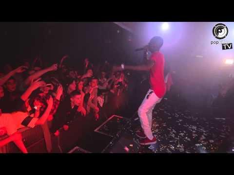 Soulja Boy - Crank That (Live, Warsaw, Poland, 31.05.2015.) [Popkiller.pl]