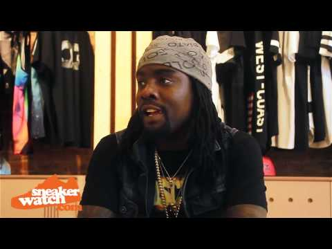 Wale  'People Think I Contributed To Ruining The Sneaker Game'