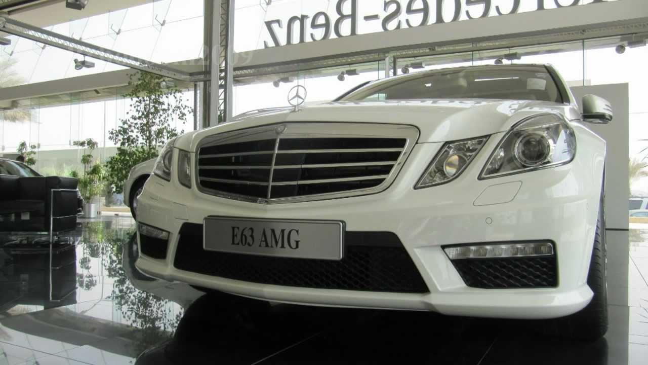 2011 Mercedes Benz E Class W212 E63 Amg Full Hd 1080p
