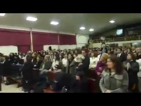 Ejercito Evangélico de Chile Himno Cuando Dios a las huestes de Israel...
